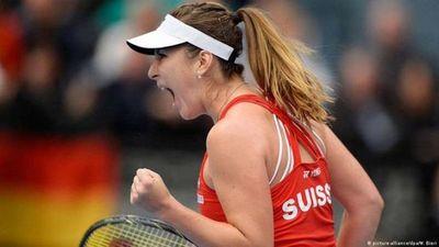 Tokio 2020: tenista suiza Belinda Bencic gana oro en singles