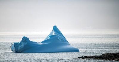 """La Nación / Ola de calor provoca derretimiento """"masivo"""" de capa de hielo en Groenlandia"""