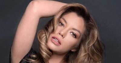 Daisy Lezcano desparramó glamour por las calles de Asunción