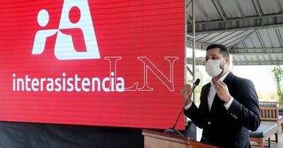 La Nación / Interasistencia presentó al mercado su nueva APP de servicios