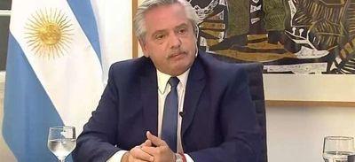Alberto Fernández dice que la OEA es un escuadrón contra gobiernos populares