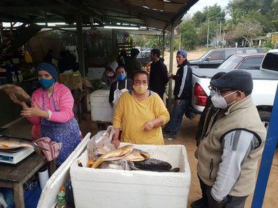 Pescadoras invitan a ciudadanía para ayudar a paliar crisis