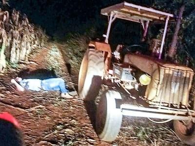 Matan con tiro de escopeta a trabajador rural y SURGEN muchas INTERROGANTES
