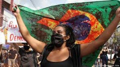 Covid-19: Brasil registra 910 muertes en 24 horas