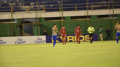 Sportivo Luqueño gana sobre el final