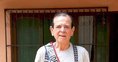 La Nación / Carlitos Vera se encuentra en terapia intensiva a causa de las secuelas del COVID-19