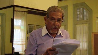 Feliciano Acosta dirá presente por Paraguay en el Festival de Poesía de Medellín