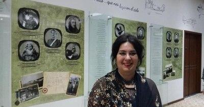 La Nación / Una poeta de larga data