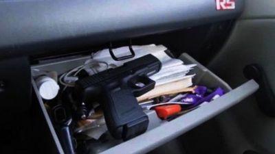 Diputado liberal  plantea habilitar portación legal de armas en autos