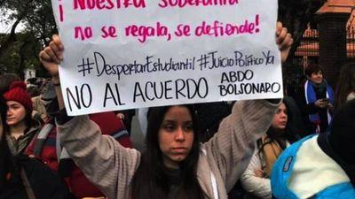 Frente Guasu exige cese de pago de deuda espuria de Itaipú
