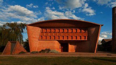 La iglesia de Atlántida, patrimonio mundial