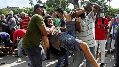 La izquierda ante las protestas en Cuba