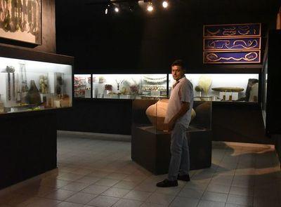 Miguel y los duendes  del museo