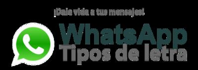 WhatsApp: Te mostramos cómo usar 120 estilos de letras distintas