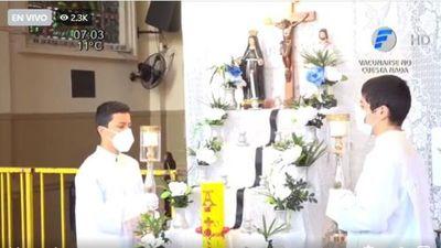 Hicieron altar en honor a las víctimas del Ycuá Bolaños