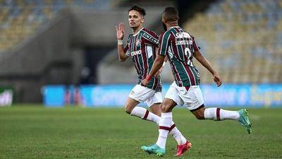 Brasil: Fluminense golea y espera por Cerro