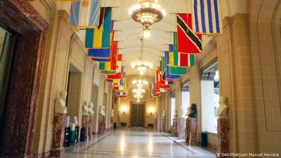 Washington, la OEA y el Foro de Saõ Paulo.