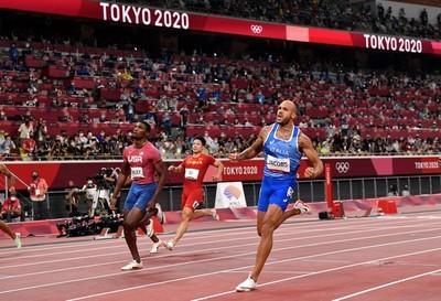 Atletismo JJOO: Lamont Jacobs, campeón de los 100 metros