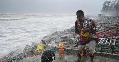 La Nación / Once muertos en el este India por lluvias torrenciales