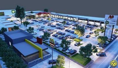 Plaza Madero, primer shopping de Luque será inaugurado en diciembre •