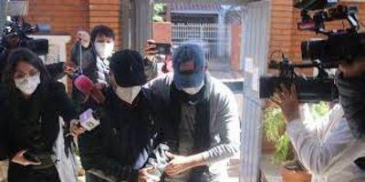 Detenidos por megacarga de cocaína son trasladados por seguridad