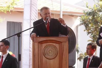 Fallece el diputado colorado Vicente Rodríguez
