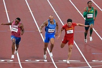 Lamont Marcell Jacobs sucede a Bolt en palmarés olímpico de 100 metros