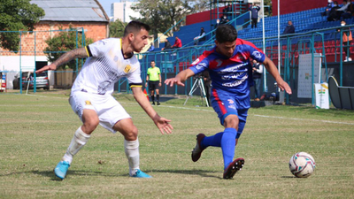Resumen del partido Independiente CG 0-0 Guaraní de Trinidad