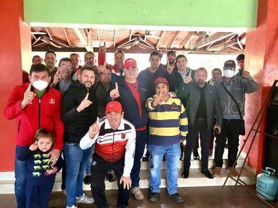 """Luis """"Tiki"""" González prepara su campaña con miras a las municipales generales"""