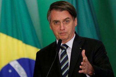 Jair Bolsonaro pone de ejemplo a Paraguay por