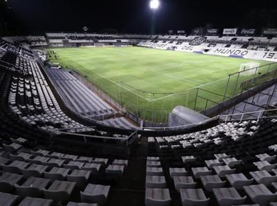 Cerca de mil hinchas serán parte del juego entre Olimpia y Guaireña