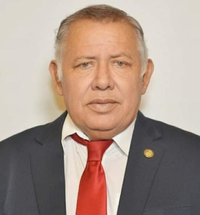 Fallece diputado colorado Vicente Rodríguez