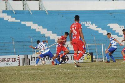 El 2 de Mayo rescata un empate ante Iteño sobre el final