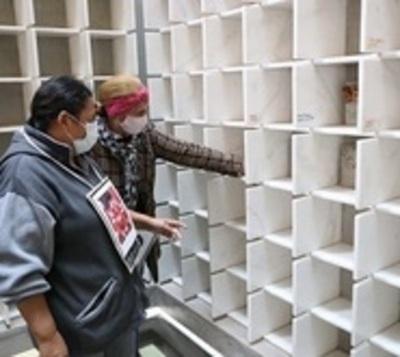 Inauguran sitio de memoria a víctimas del Ycuá Bolaños