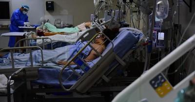 La Nación / COVID: la segunda ola cegó 11.796 vidas desde marzo pasado