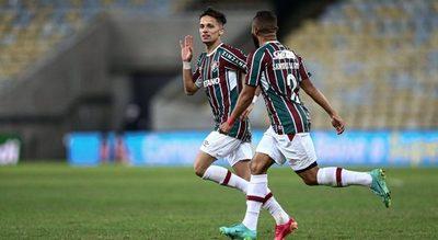 Fluminense golea en Brasil antes de recibir a Cerro Porteño por Copa