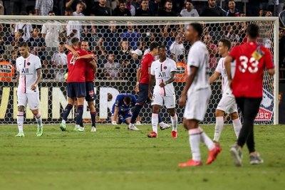 El Lille conquista la Supercopa de Francia ante el PSG