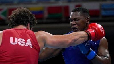 Estados Unidos acaba con la imbatibilidad de Cuba en el boxeo