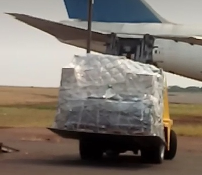 """CONTRABANDO de """"alto vuelo"""" continua en el Aeropuerto Guaraní"""