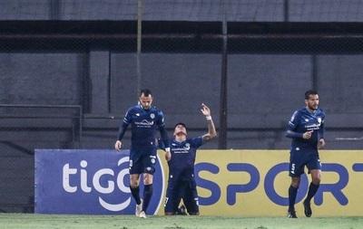 Guaireña consigue su primera victoria en Para Uno ante Olimpia