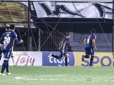 Guaireña FC se quedó con el triunfo