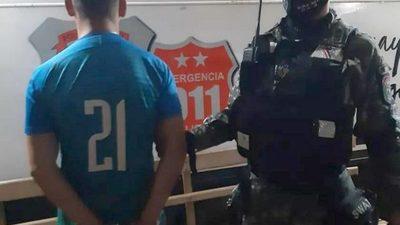 BORRACHO AL VOLANTE CAUSÓ ACCIDENTE Y AGREDIÓ A POLICÍAS