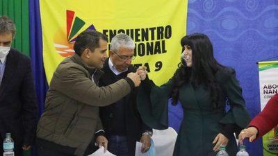 PEN APOYA CANDIDATURA DE  ROQUE GODOY EN FRANCO