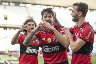 Atención Olimpia: Flamengo continúa en racha de victorias