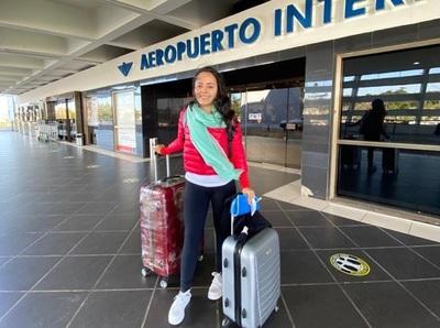 Joven paraguaya deja todo y viaja a Alemania para un intercambio cultural