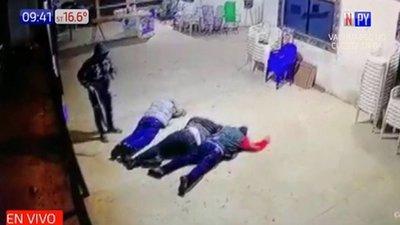 """Detiene a preso """"sambuku"""" que estaría vinculado a asalto a intendente de San Antonio"""