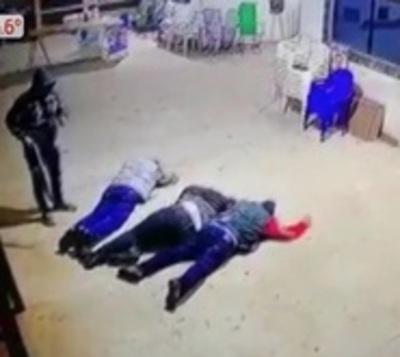 """Detienen a preso """"sambuku"""" vinculado a asalto a intendente"""