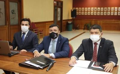 """Nuevamente se postergó juicio oral a tres acusados en el caso """"bombas molotov"""""""