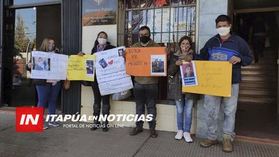 DESCONFIANZA HACIA FISCALES DE LAS COLONIAS UNIDAS.
