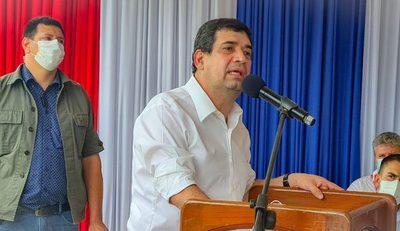 Hugo Velázquez quiere consenso nacional para el 2023 y negociar Itaipú